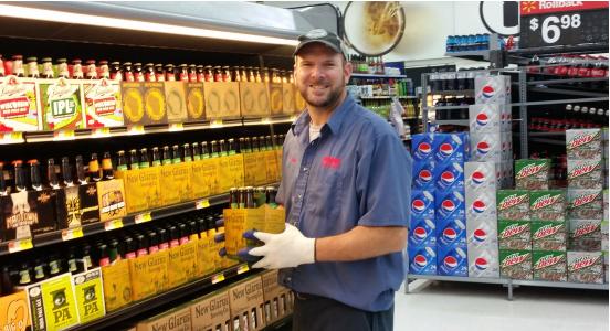image - Beer Merchandiser